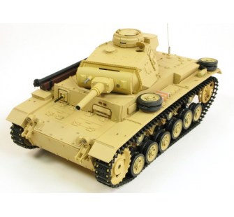 Char panzer tiger III sable t 1/16 statique - STC-JP-4400870