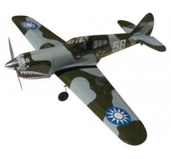 KITTY HAWK P40 - Maquette thermique - Phoenix Model - MRC-PH077
