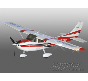 Cessna 182 XL classe 500 2.4Ghz Mode 2 RTF Art-Tech - ART-21271-2.4-M2