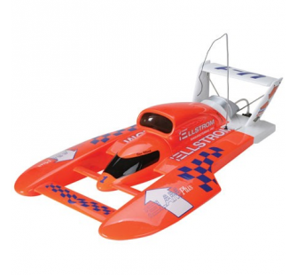 Miss Elam 1/12 Brushless Hydro - PRB3550