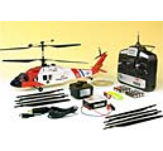 Twister Hawk  US coast guard 2.4ghz + 1 batterie + pales JP-France bi-r - JP-6600170 291 1650