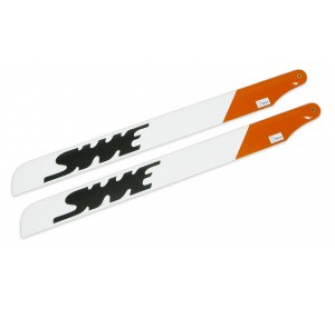 SWE 630mm Carbon Main Rotor Blades - JP-6619350