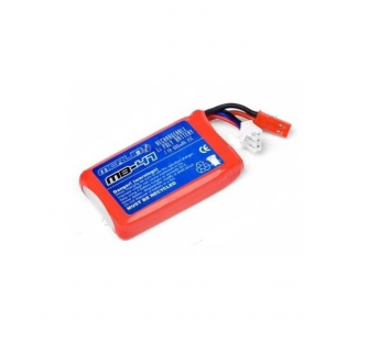 BATTERIE 7.4V 600MAH 2S LIPO  Merlin Tracer 240 - AVI-1500ML47023