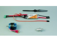 Set de propulsion tuning pour FunJet Ultra - MPX-332647