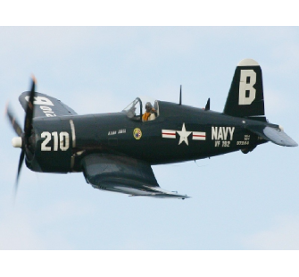 FMS Mini F4U Corsair Brushless PNP Famous - FMS-FMS022