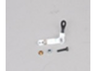 Falcon 450 - Complete tail pitch control lever with mount - ART-4Q201