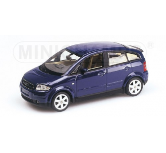 audi a2 saloon 2000 minichamps 1 43 t2m 430019004 miniplanes. Black Bedroom Furniture Sets. Home Design Ideas