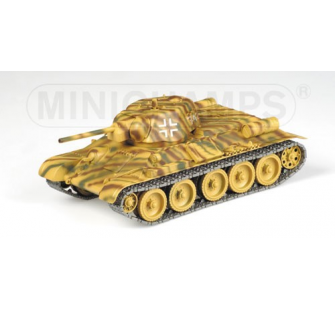 T34/76  Captured  Minichamps 1/35 - T2M-350020002