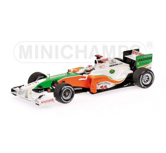 Force India VLM02 2009 Minichamps 1/43 - T2M-400090020