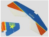 Set empennage Yak 54 - ART TECH - ART-5A031
