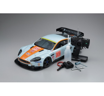 Aston Martin DBR9 Inferno GT2 Readyset - KYO-31828RS