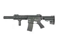 DPMS M4 7 Integrated Silencer - AIS-SKA-AG-34-E