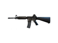 Colt M4 A1 Tactical AEG Blow Back G&G Full Metal - AIS-180953