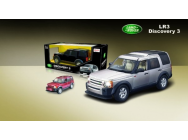 Land Rover LR3 Discovery 3 1/14 rouge RC - JAM-403965