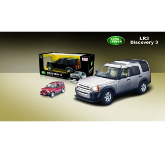 Land Rover LR3 Discovery 3 1/14 grise RC - JAM-403967
