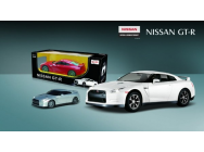 Nissan GT-R 1/14 blanche RC - JAM-403975