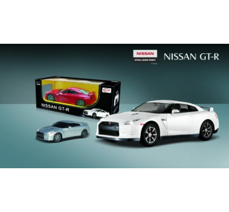 Nissan GT-R 1/24 blanche RC - JAM-404065
