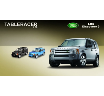 Land Rover LR3 Discovery 3 1/68 grise RC - JAM-403821