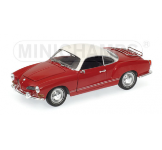 VW Karmann GHIA 1970 Minichamps 1/24 - T2M-241245005