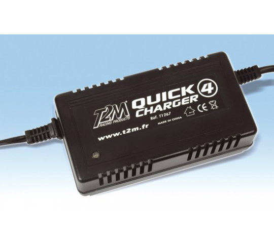 Quick Charger 4 T2M  - T2M-T1267