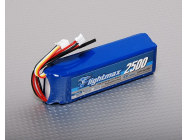 ZIPPY Flightmax 2500mAh Batterie Radio  (Futaba/JR) - CHI-ZIP25003S3C