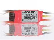 ESC Moteur Brushless BLC-40 ACE RC - ACE-8041H