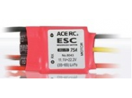 ESC Moteur Brushless BLC-75 ACE RC - ACE-8043H