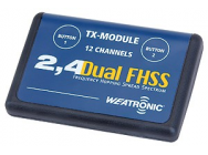 Set Weatronic Dual Receiver 2.4 Dual FHSS micro MX22-24s GRAUPNER - GRP-W0116