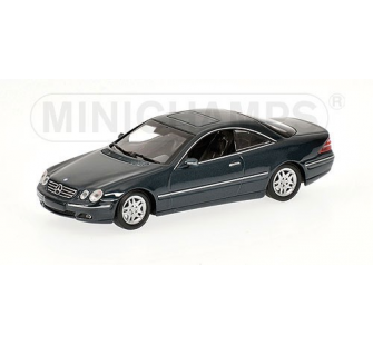 Mercedes CL 1999 Minichamps 1/43 - T2M-430038029
