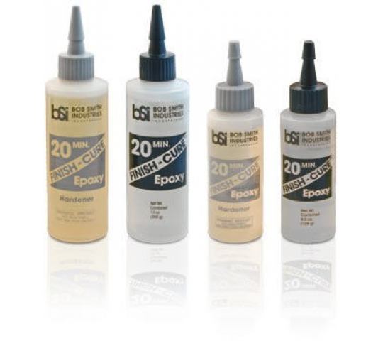 Colle Epoxy Finish Cure 20Min 368g BSI - BSI-BSI210