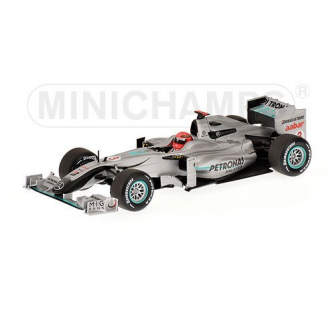 Mercedes GP Showcar 2010 Minichamps 1/43 - T2M-400100073
