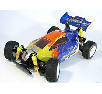 Carrosserie motive edition bleue buggy HBX - HBX-9602
