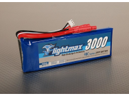 Li-Po 3000mAh 6S1P 40C ZIPPY Flightmax - ZIP-Z30006S-40