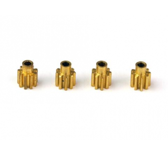 Pignion 9 Dents (4 pieces) pour HoneyBee King III et Belt CP V2 Esky - EK1-0351