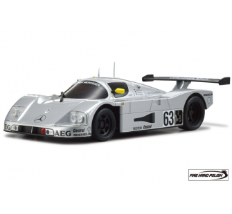 Mini Z MR-03 SAUBER Mercedes C9 No.63 LM 1989 Kyosho - KYO-32901SM