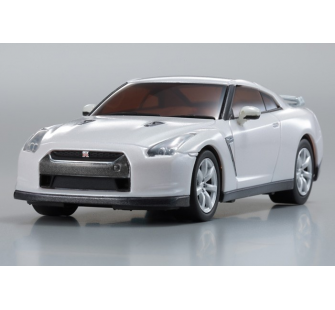 fx 101 dnano nissan gt r r35 blanche kyosho kyo 32404w. Black Bedroom Furniture Sets. Home Design Ideas