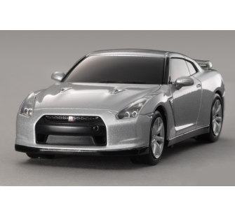 FX-101 DNano NISSAN GT-R(R35) Grise Kyosho - KYO-32404S