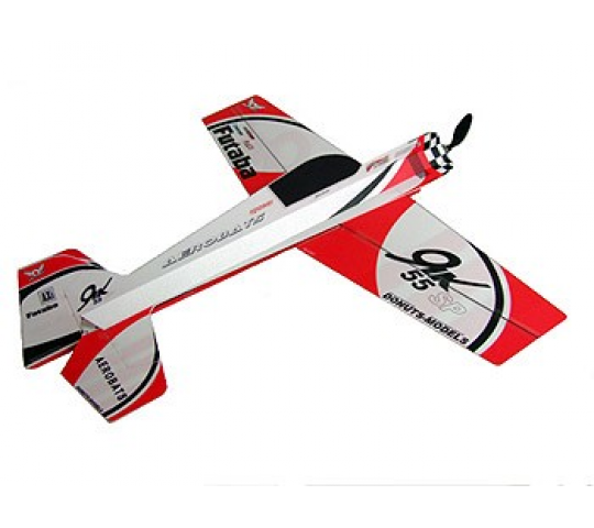 Kit avion micro Yak 55sp Donuts model - 01DM-microyak55