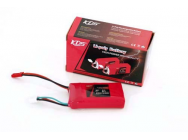 Accus LIPO 850mAh 7.4v 20C KDS Model - KDS-2015-5