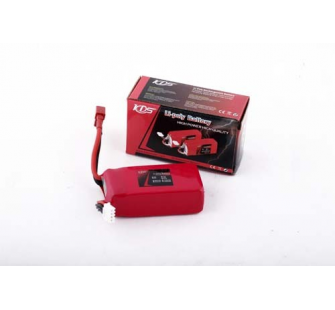 Accus LIPO 1300mAh 20C 11.1 KDS Model - KDS-2015-9
