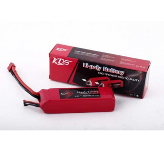 Accus LIPO 2600mAh 20C 11.1V KDS Model - KDS-2015-11