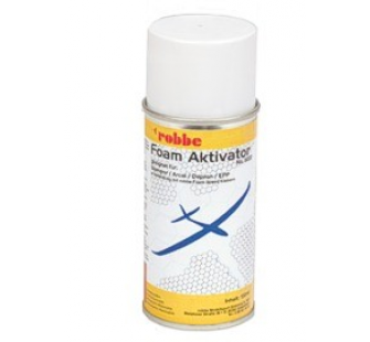Activateur colle Cyanoacrylate speciale mousse ROBBE - ROB-5020