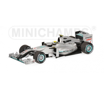 Mercedes GP Showcar Minichamps 1/43 - T2M-400100074