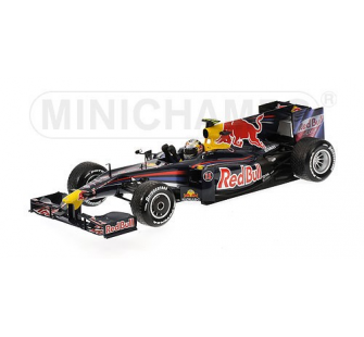 Red Bull RB5 2009 Minichamps 1/18 - T2M-150090115