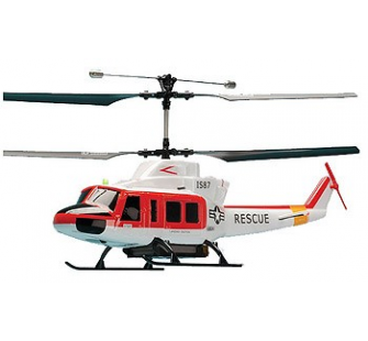 Carbooon DX Bell UH-1 rescue RTF BMI - BMI-0352000