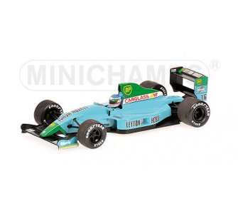 Leyton House March Judd Minichamps 1/43 - T2M-400900015