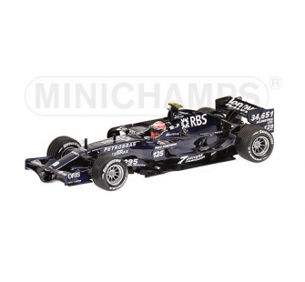 AT&T Williams Toyota FW30 Minichamps 1/43 - T2M-400080208
