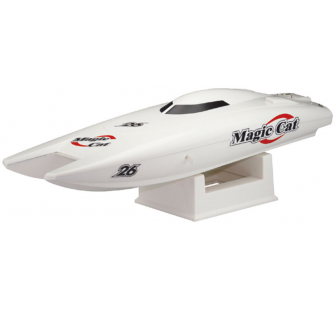 Bateau de courses Magic Cat RTR micro EP - RPX-BJS8102