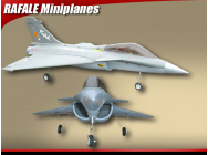 Rafale fighter brushless Gris ARF - FMS-FMS002G-ARF
