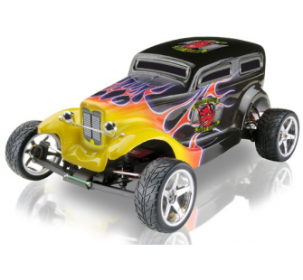 Hot Rod 2WD 1/10 EP RTR ANSMANN RACING - OST-86666